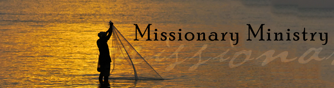 September is Missionary Month